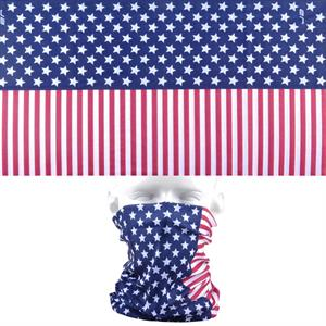 Halstub med Stars and Stripes - USA flaggan