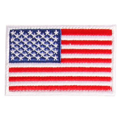 Velcro patch med Stars and Stripes