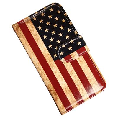 iPhone 7 lyxfodral med Stars and Stripes