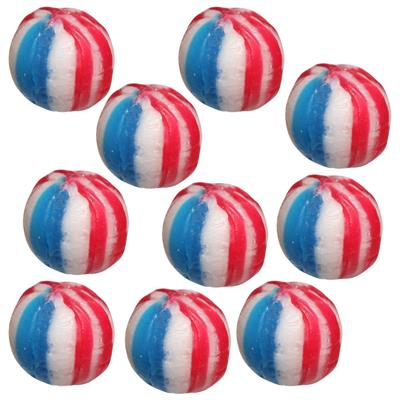 American Candy Balls, Godis med Stars and Stripes, 10 st.