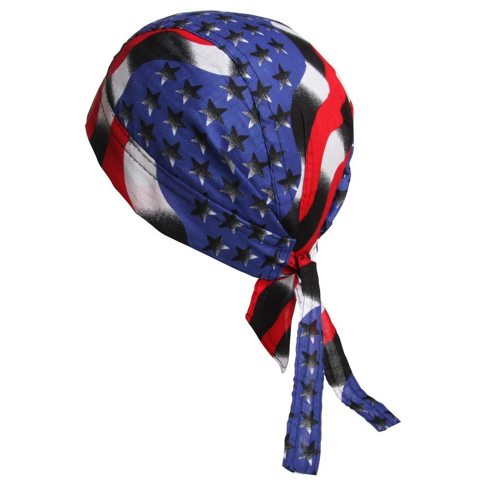 Stars and Stripes Headwrap Bandana