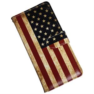 Samsung Galaxy Note 8 Lyxfodral med Stars and Stripes