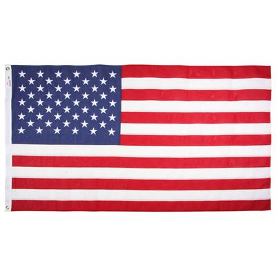 Äkta Valley Forge USA Flagga, 100% bomull, Made in USA