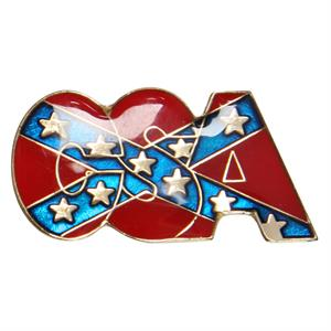 CSA - Confederate States of America Pin