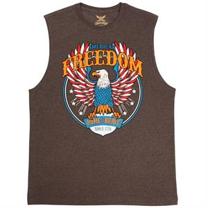 Tank top med The Bald Eagle