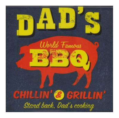 Servetter, Dad\'s BBQ - 20 st.
